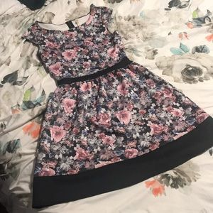 Yet another floral dress